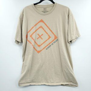 5.11 Tactical Gear Always Be Ready Graphic T Shirt